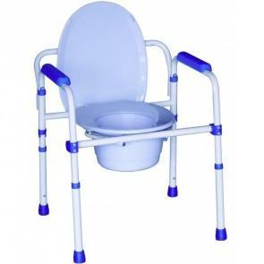 CHAISE HYGIENIQUE 3 EN 1