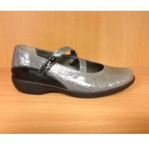 chaussures ELLE taille 36 gris