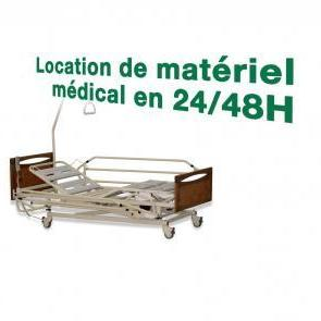 LOCATION LIT MEDICALISE