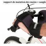 sangle de maintien des mains avec sangles (en option)