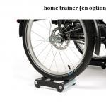home trainer (en option)